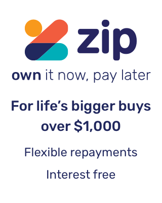 Zip. own it now, pay later